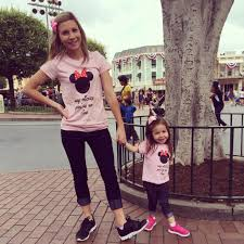 Mother Daughter Matching Halloween Costumes Hey Mickey U0027re Fine Shirts Matching Mother Daughter Trip