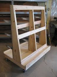 Wood Storage Shelf Designs by Best 25 Lumber Storage Ideas On Pinterest Wood Storage Rack