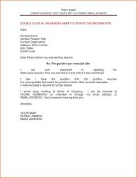 Sample Format For Sending Resume Through Email by Resume Free Cv Form Sample Executive Assistant Cover Letter