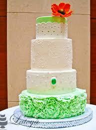 Wedding Cake Green Wedding Cake Wednesday Romantic Cake Ideas