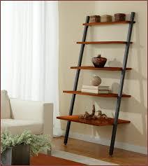 leaning bookshelves ikea 100 target ladder bookcase bathroom ladder shelf nz