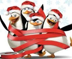 penguins of madagascar images merry christmas everyone wallpaper