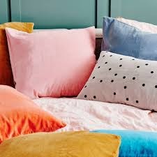 butterscotch velvet european pillowcase u2013 castle and things