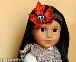 doll crafts turkey kisses and thanksgiving headband