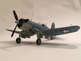 bureau corsair revised 1 48 hobby f4u 1 early corsair great lakes
