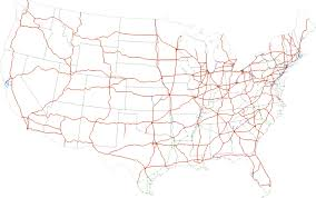southeast us road map dynamic programming activities
