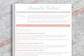 cv and cover letter fancy resume cover letter resume templates creative market