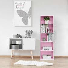 wood bookcases home office furniture the home depot