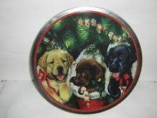christmas cookie tins ebay