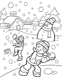 winter coloring pages free printable coloring pages big