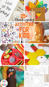 thanksgiving inspired on activities for