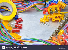 electrical tools and component kit to use in electrical