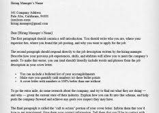 making a cover letter how to write a cover letter for a resume