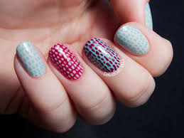 quick and simple scaled nail art video tutorial chalkboard life