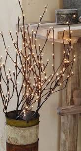 pre lit branches decorative branches dried curly willow branches wedding ideas