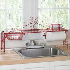 Kitchen Sink Racks Stainless Victoriaentrelassombrascom - Kitchen sink shelves