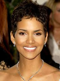 harry berry hairstyle pixie haircuts halle berry and actresses