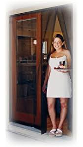 Insect Screen For French Doors - amazon com bug off 72r by 80 instant screen reversible fits