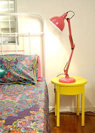 Yellow Side Table Ikea Attractive Yellow Side Table Ikea With Bedroom Makeover From Ikea