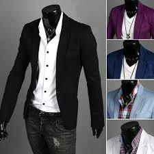 men u0027s blazer jacket 2016 new arrival casual slim blazer fashion