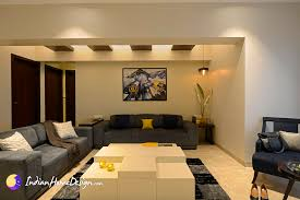 indian home design interior spacious living room interior design ideas by purple designs