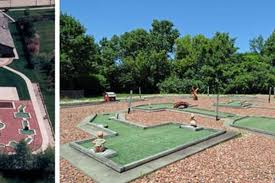 nice backyard mini golf backyard mini golf design and ideas of