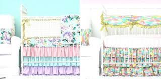 Pastel Crib Bedding Pastel Baby Bedding Pastel Purple Baby Bedding Subwaysurfershackey