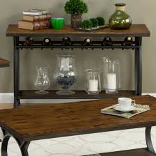 wine rack console table master wine rack console table tables aeâ rantuk just another