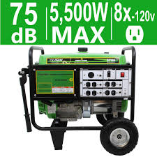 home depot black friday generator lifan energy storm 5 500 watt 389cc 13 mhp gasoline powered