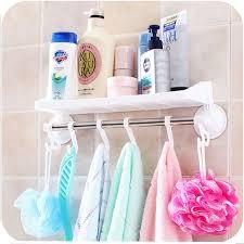 White Bathroom Shelf With Hooks by Online Get Cheap Spice Rack Organizer Aliexpress Com Alibaba Group