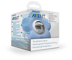 thermom re chambre b philips avent sch550 20 bath and room thermometer avent amazon co