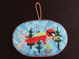 419 best needlepoint christmas images on pinterest needlework