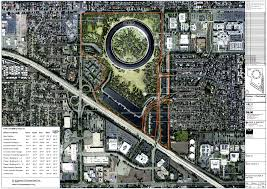 updated plans released for foster partners u0027 apple campus in