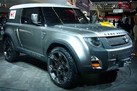 new land rover defender concept land rover dc100 wikipedia