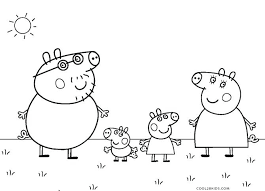 coloring pages peppa the pig peppa pig coloring page pig coloring pages peppa pig coloring