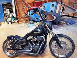 harley davidson dyna fxdb street bob custom 1600 1194 street