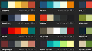 good colour schemes color schemes for powerpoint 10 presentation design tips for the