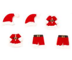 Santa Claus Indiana Christmas Ornaments by Christmas Big Lots