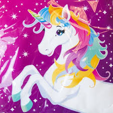 unicorn party supplies dazzling unicorn birthday napkins unicorn party supplies