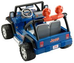 jeep toy power wheels wheels jeep wrangler 12 volt battery powered ride
