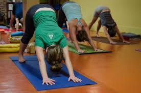 audubon yoga