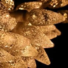modern design brown lights 100 wire clear string