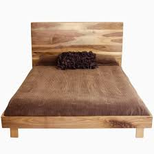 buy a hand made king size danish modern bed made to order from