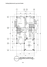mechanical floor plan module 7 module 5 draft mechanical layout and details