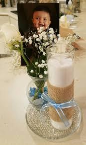 communion table centerpieces centerpieces for bautizo sweet centerpieces