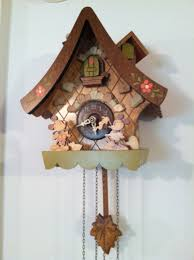Regula Cuckoo Clock Mickey And Minnie Cuckoo Clock A Few Of My Favorite Things