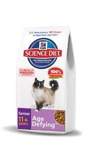 new hill u0027s science diet senior 11 age defying cat food