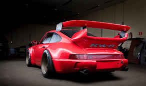 maroon porsche rauh welt begriff 911 revival sports cars