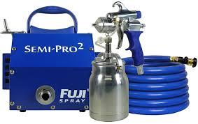fuji 2202 semi pro 2 hvlp spray system power paint sprayers