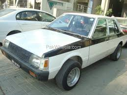 mitsubishi lancer 2000 modified mitsubishi lancer glx automatic 1 6 1982 for sale in lahore